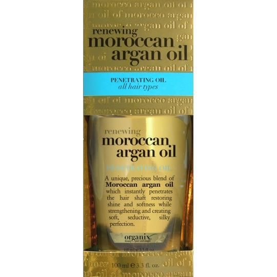 Organix Renewing Moroccan Argan Oil Extra Strength Penetrating Oil 100ml Chemist Wareho Moroccan Argan Oil Organix Moroccan Argan Oil Argan Oil Skin Benefits