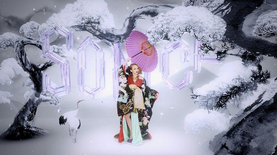 So Nice - KODA KUMI [music video artwork] - middle2nd
