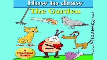تعلم رسم حديقة حيوانات للاطفال Comic Drawing Comics Cartoons Comics