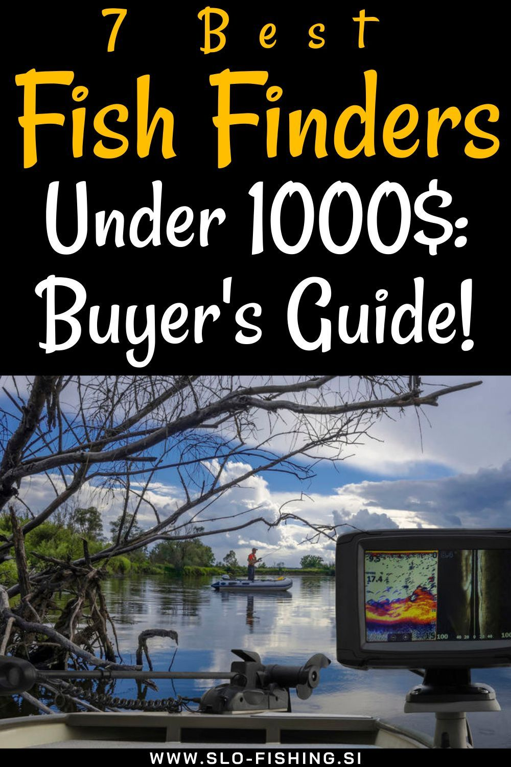 Finding fish can sometimes be a tedious job. Luckily, today we have fish finders. Here is my list of the best fish finder under 1000$. Click, click, click on picture and READ MORE! #fishing #fishinggear #fishfinders #fishsonar #fishGPS #bestfishfindersunder1000