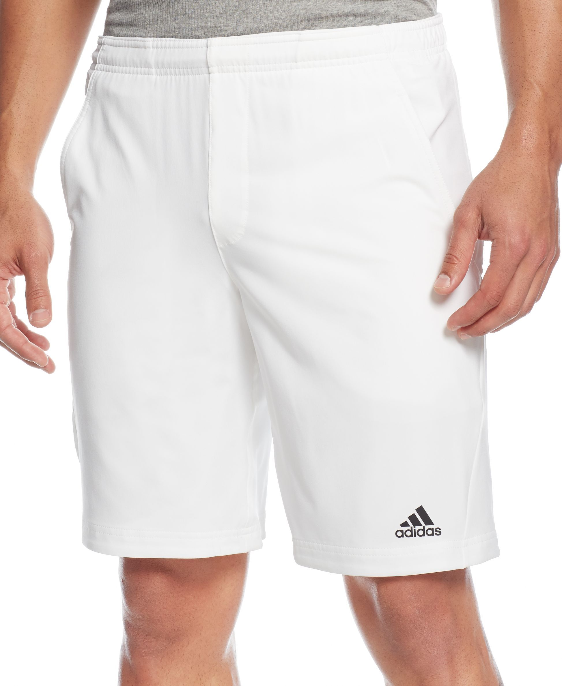 d65f0b47f7a9 adidas ClimaLite Ts Essex Shorts