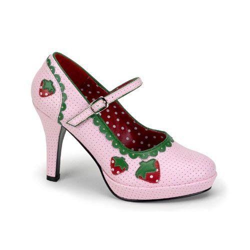 Strawberry Shortcake pumps