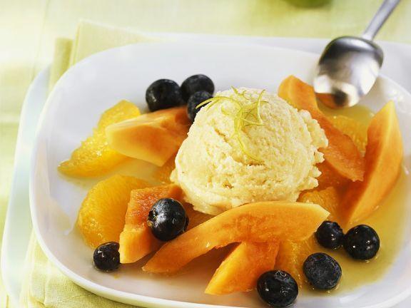 Kokos-Limetteneis ist ein Rezept mit frischen Zutaten aus der Kategorie Obstsalat. Probieren Sie dieses und weitere Rezepte von EAT SMARTER!