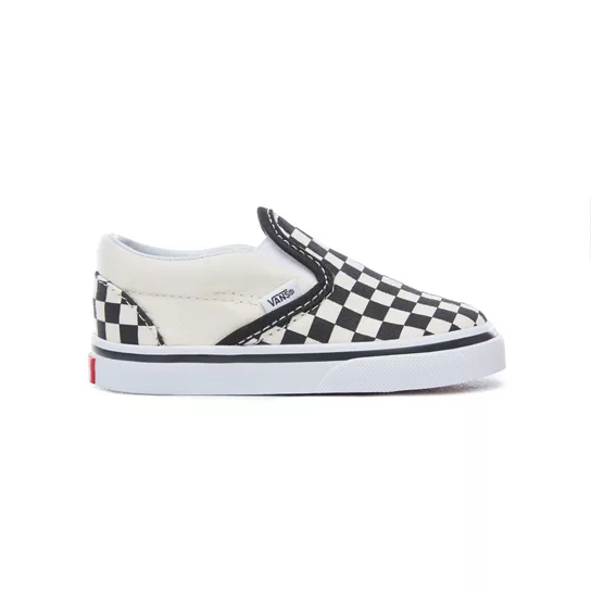 kids size 4 checkered vans