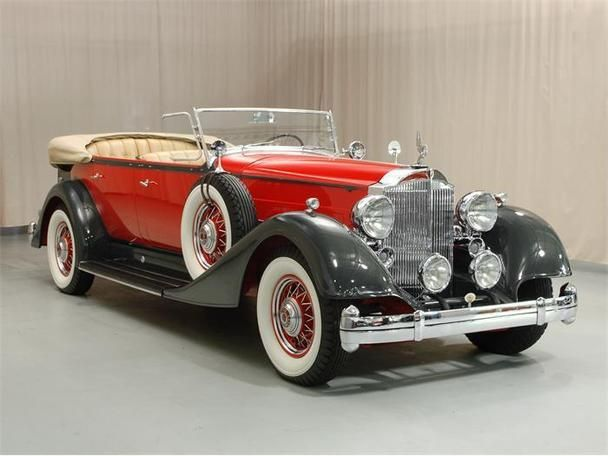 34 Packard Twelve ... I want one... brought to you by House of Insurance in Eugene, Oregon  541-345-4191