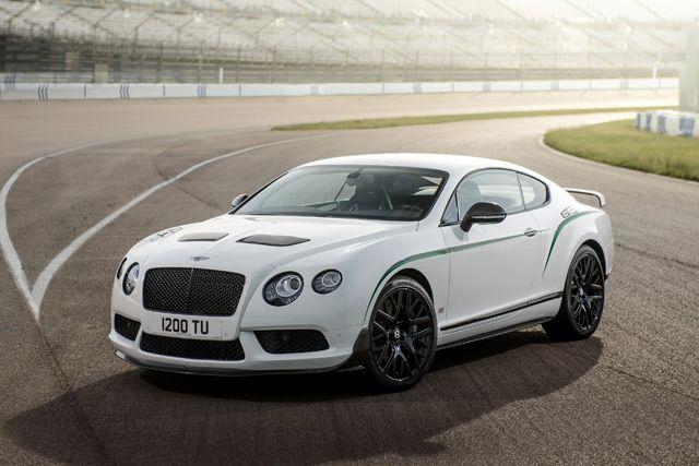 Presentación: Bentley Continental GT3-R