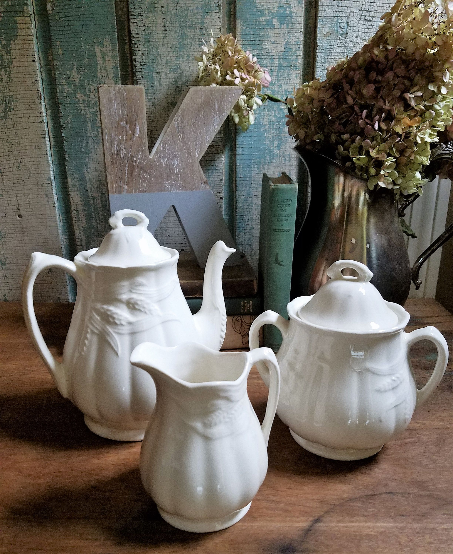 Antique Royal Staffordshire Pottery Wilkinson LTD England