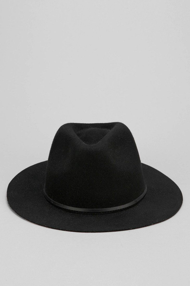 6b914066412 Brixton Wesley Wide-Brim Fedora - Urban Outfitters