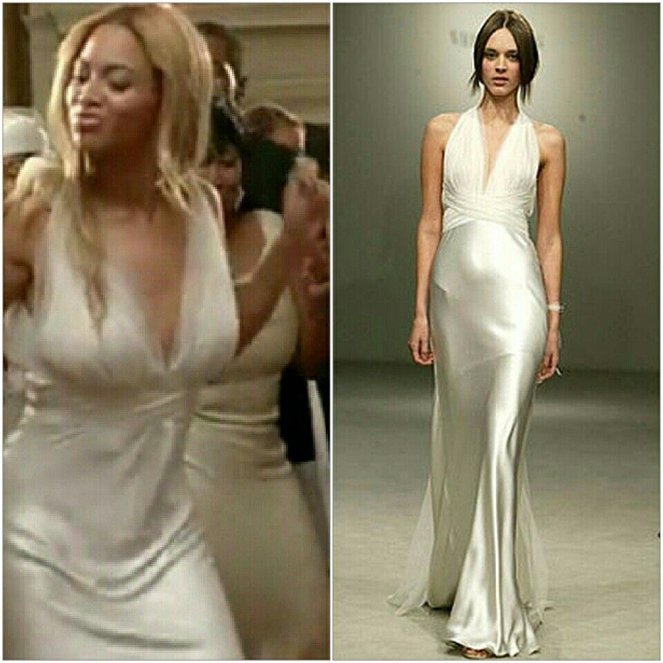 I Want Something Simple Streamline Like This Vera Wang Dress