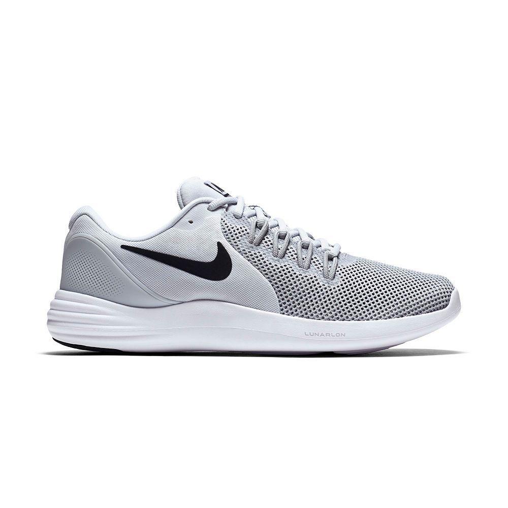 finest selection ec87d 4cf09 Nike Lunar Apparent Men s Running Shoes, Grey (Charcoal)
