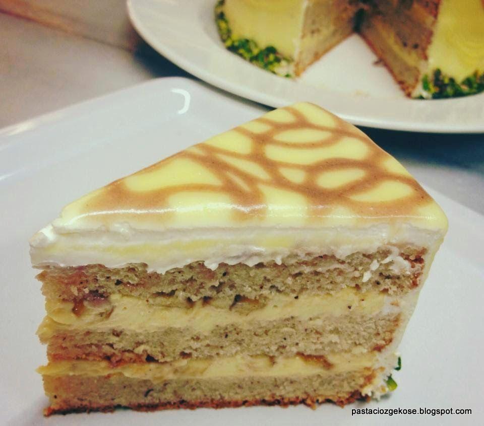 yemek: pandispanya yaş pasta kreması [34]
