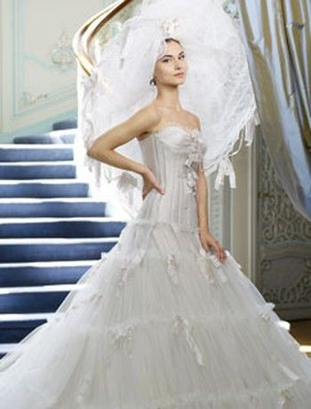 The Blushing Bride Blog: Dress You Up in My Love