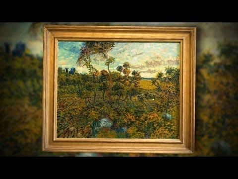 NEW VAN GOGH PAINTING! NEW VAN GOGH PAINTING!