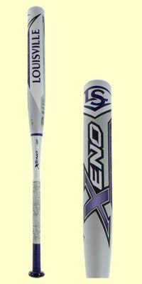 2018 Louisville Slugger XENO 10 Fastpitch Softball Bat