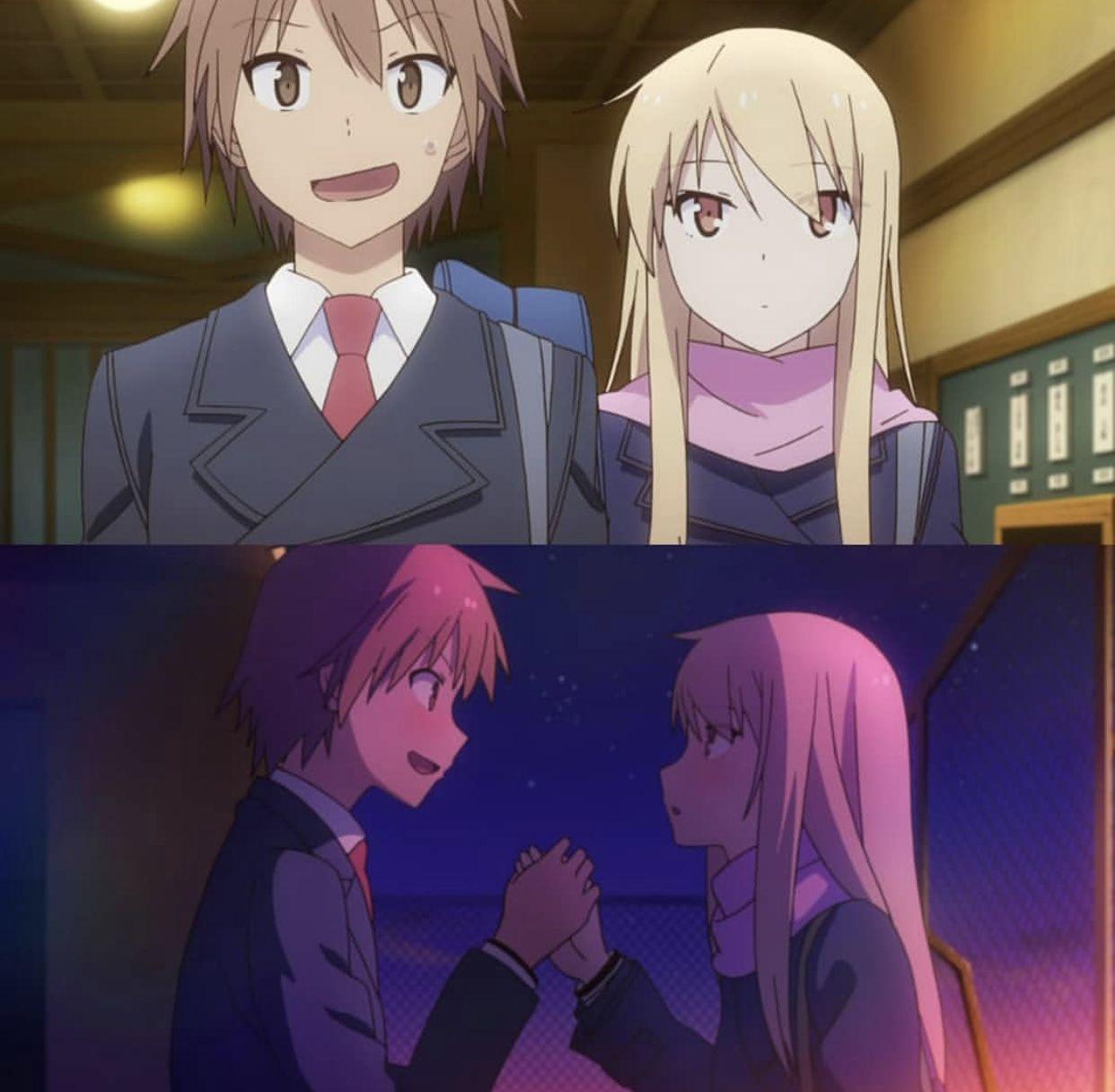 Mashiroxsorata Anime Shows Anime Cute Anime Wallpaper