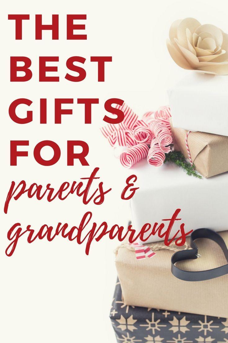 Fabulous gift ideas for grandparents parents good
