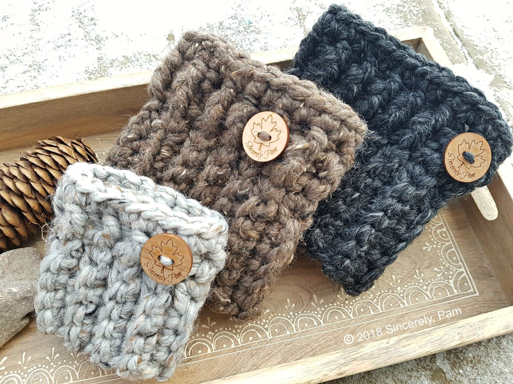 30+ Inspired Image of Crochet Boot Cuffs Pattern Free - vanessaharding.com #bootcuffs