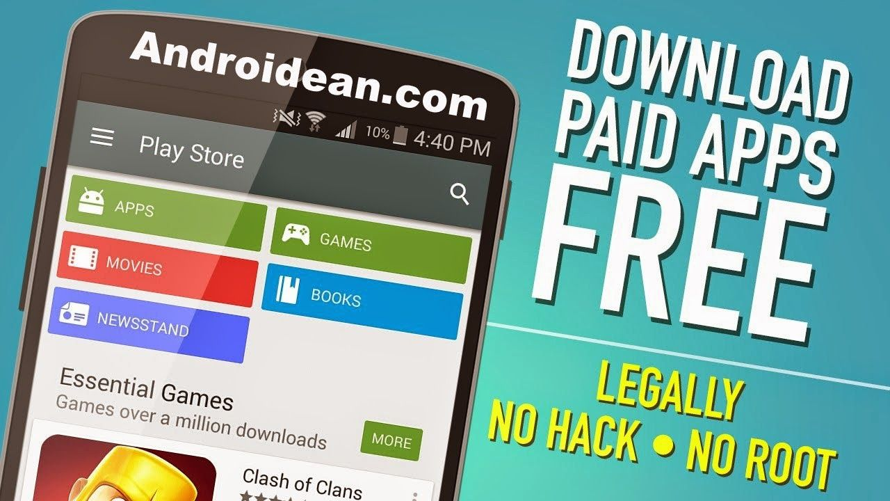 Download Paid Play Store apps in Free From Store No Hack