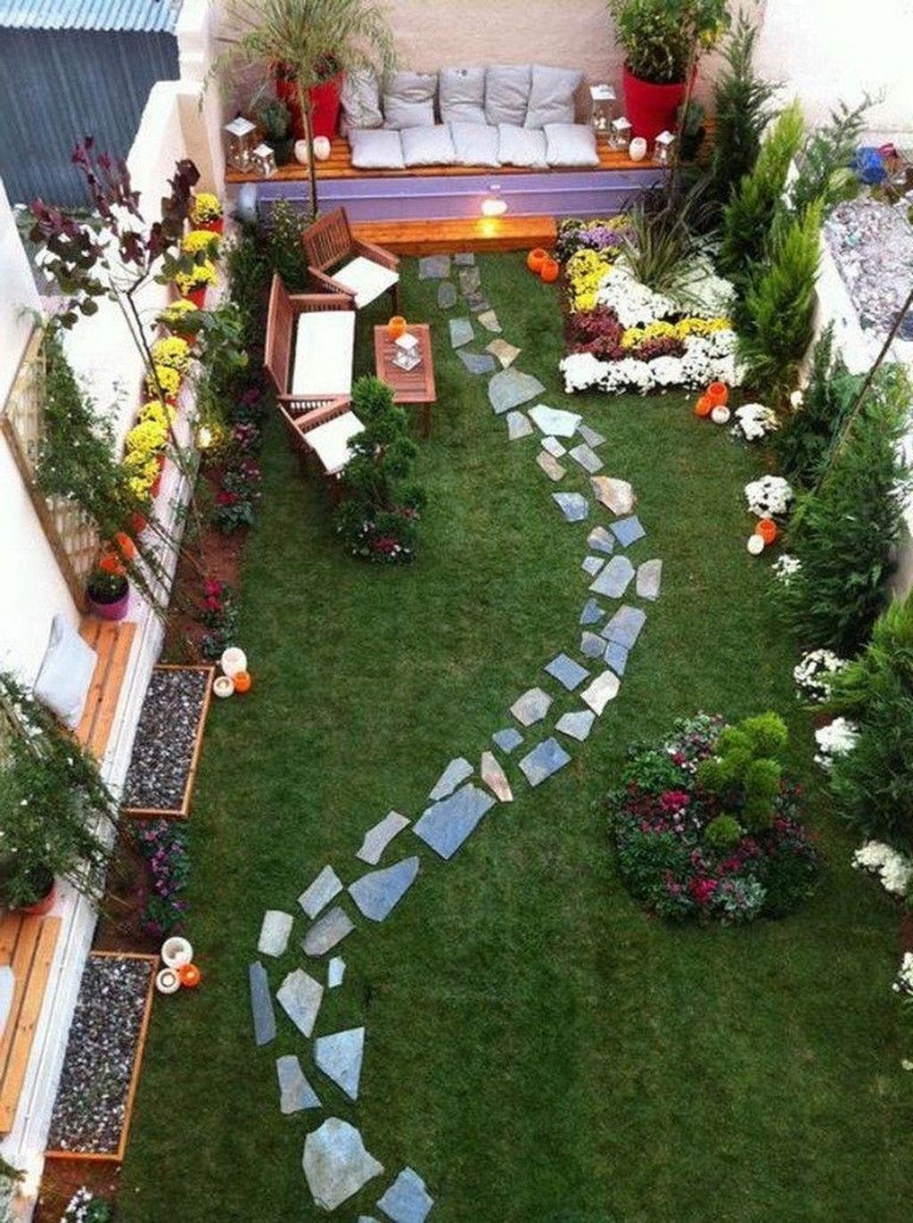 Minimalist Garden Design Ideas For Small Garden 29 Minimalist Garden Large Backyard Landscaping Small Backyard
