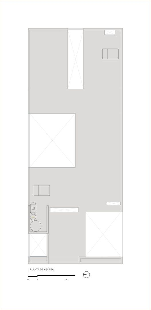 Gallery of Campestre House / TAAB - 27 04 입면 Pinterest Drawings