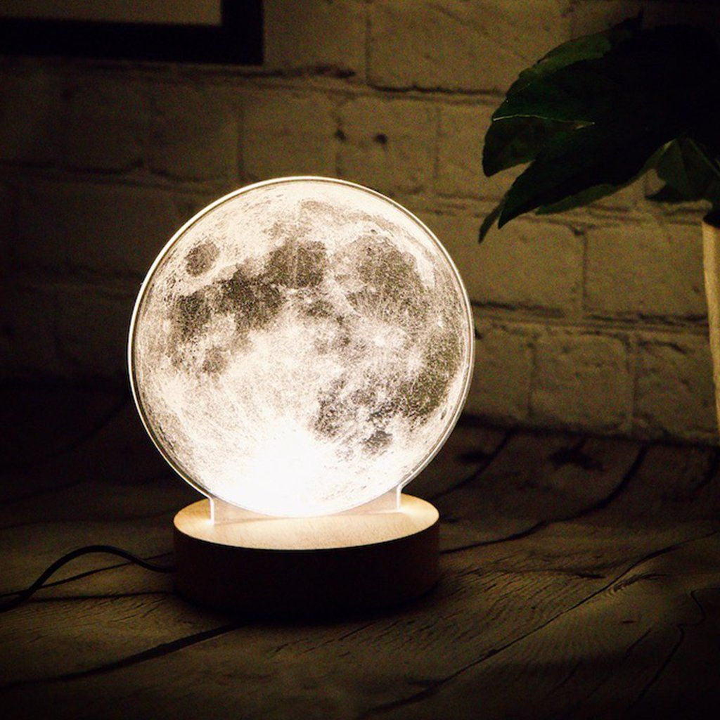 Shop Our Top Selling Most Favourite 3d Illusion Moon Lamp Or Check Out Our Huge Collection Fo Led Decorations Lamps In 2020 3d Illusion Lamp Led Decor Led Light Lamp