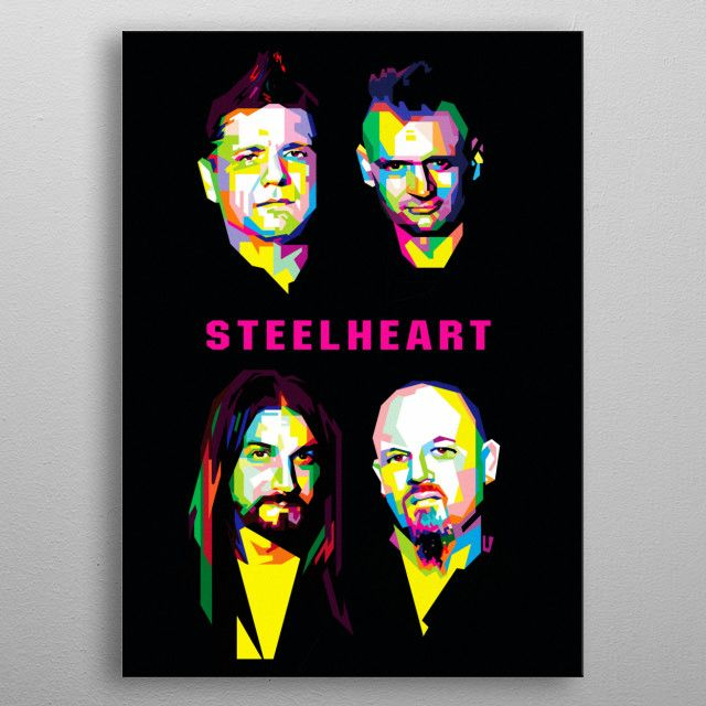 steelheart | Displate thumbnail