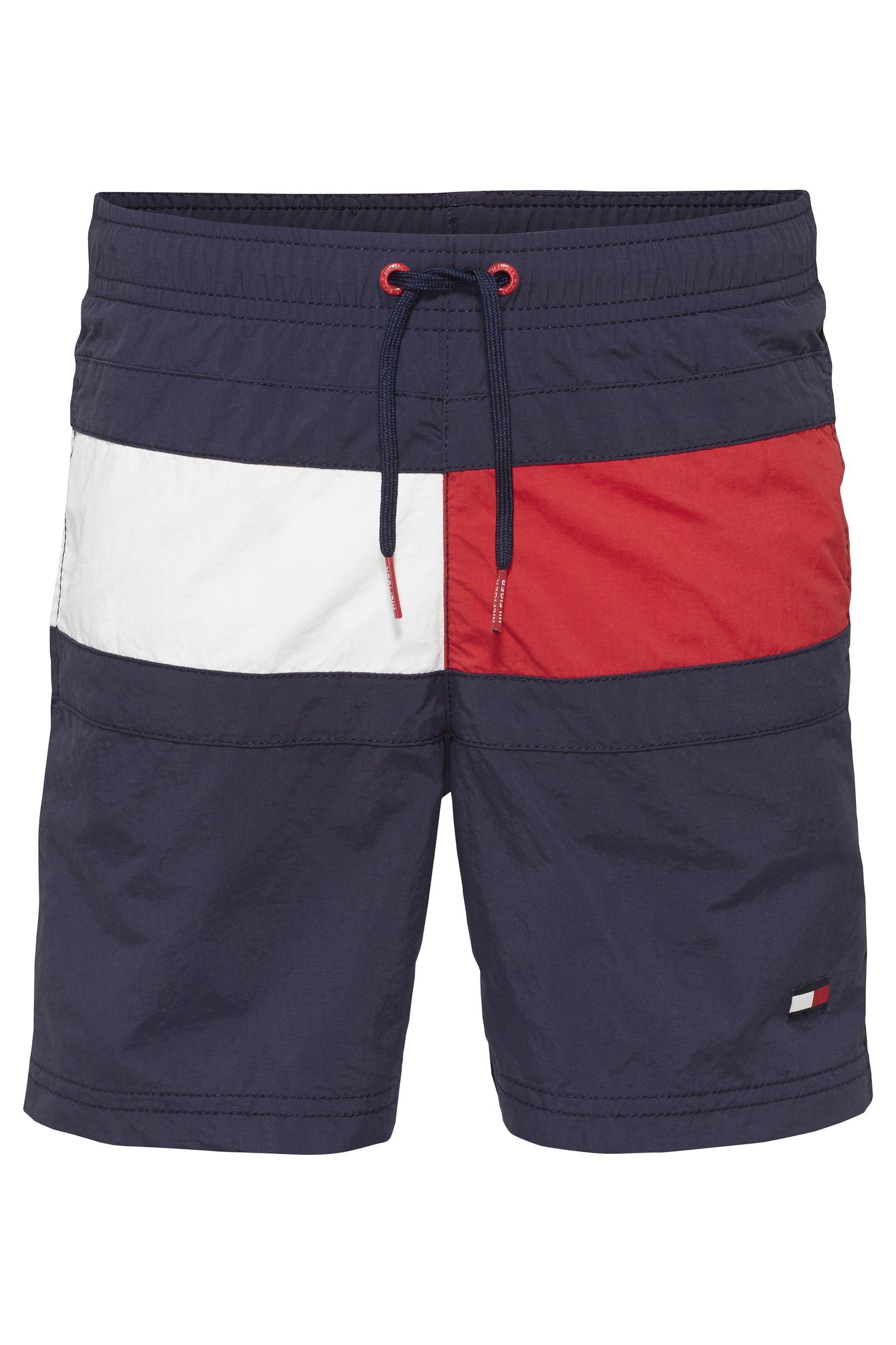 Navy Blazer Tommy Hilfiger Drawstring Swim Shorts