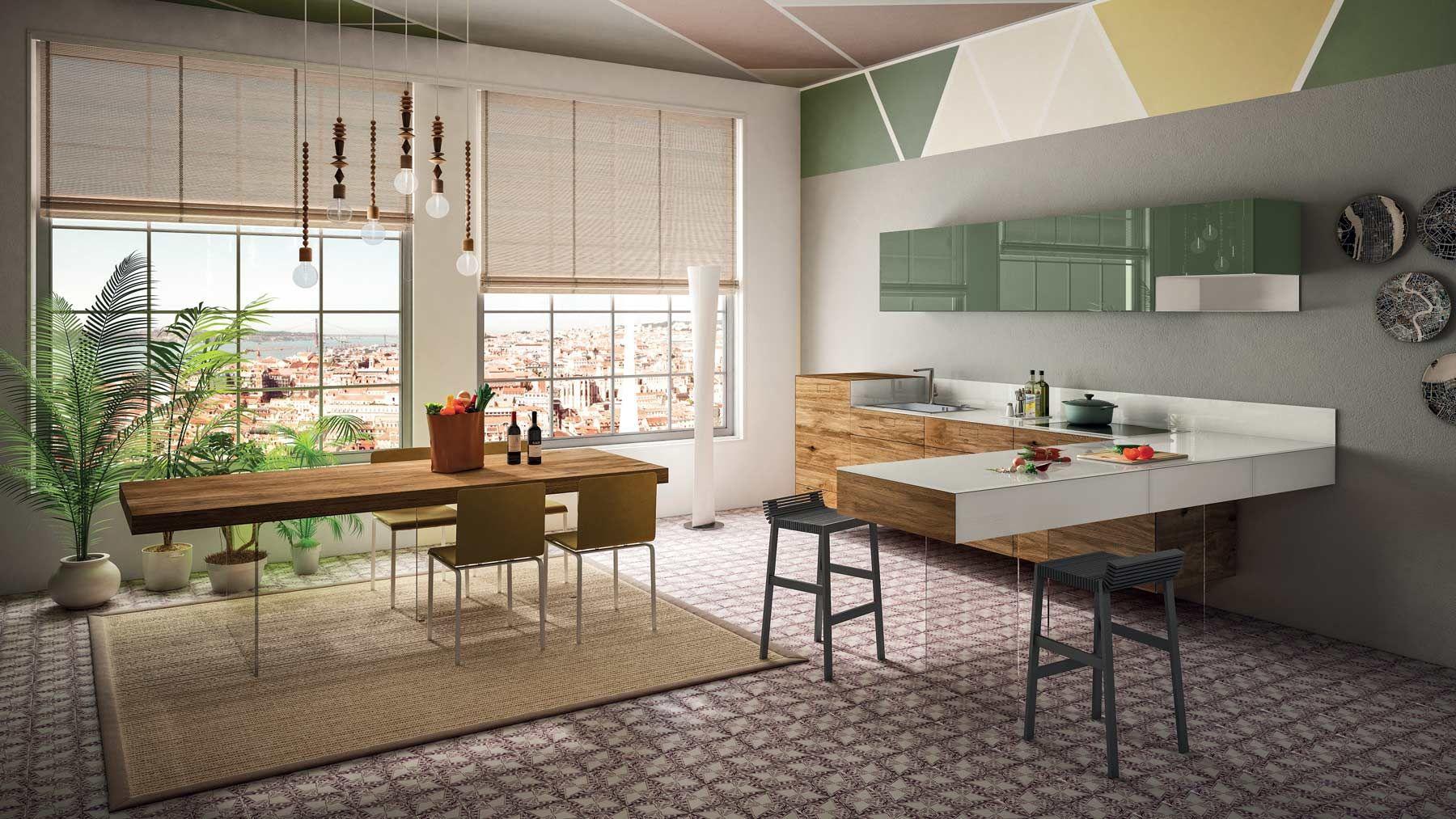 36e8 cocina modular de diseño - Lago | Kitchen | Pinterest | Cocinas ...