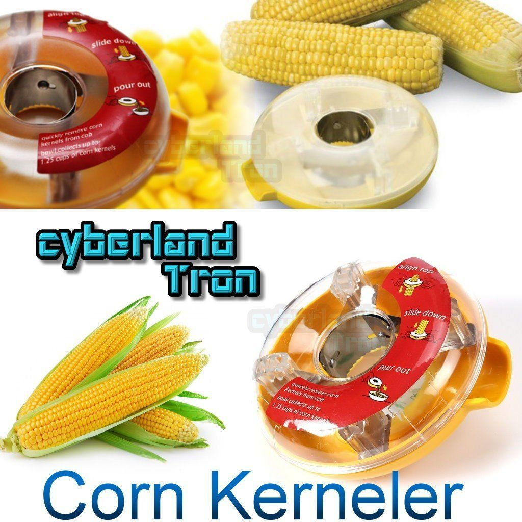CyberlandTron New One-Step Corn Kerneler Slicer Peeler ...