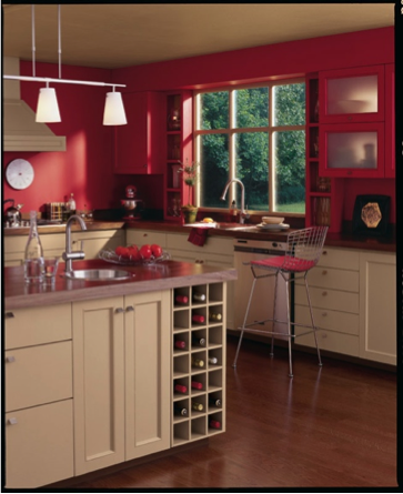 Red Tomato Sw 6607 Red Paint Color Sherwin Williams Red Kitchen Walls Kitchen Colors Kitchen Paint Colors