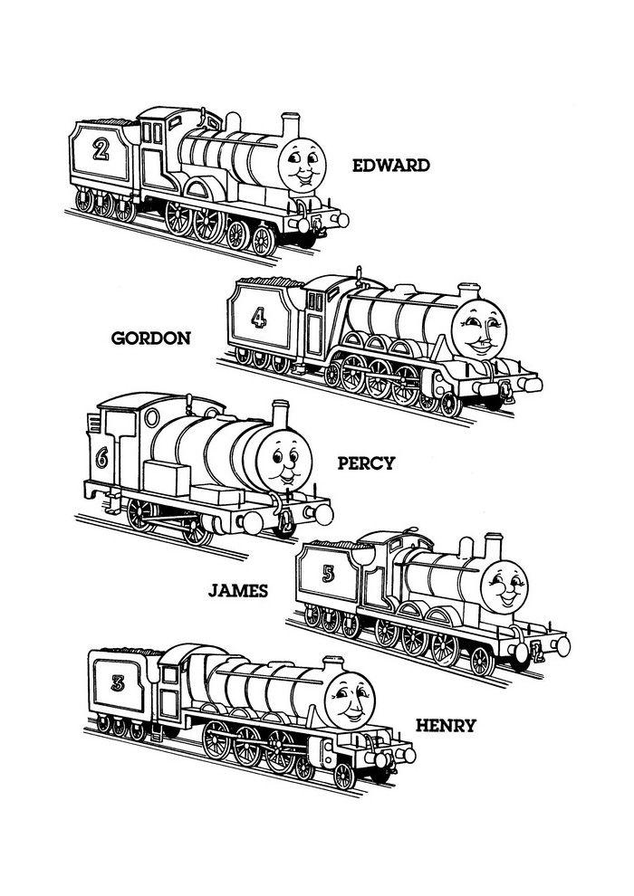 Kleurplaten Thomas Trein Diesel 10.Kleurplaten Thomas Trein Diesel 10 Nvnpr