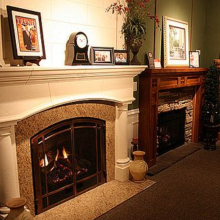 Mendota Fireplaces On The Southern Hearth Patio Showroom By Southern Hearth,  Via Flickr Southernhearth.