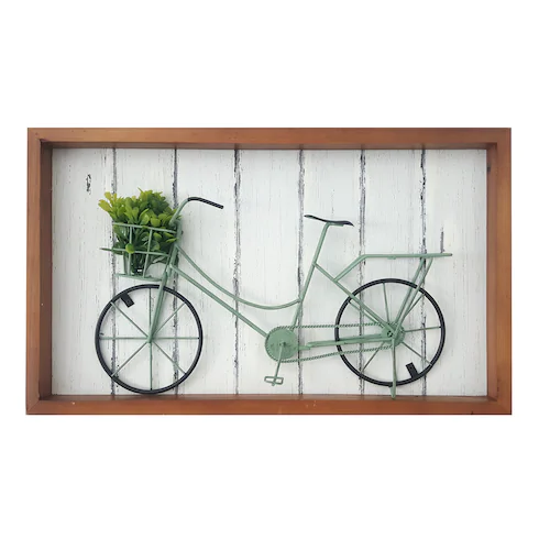 Sequioia Accent Wall Colors Sonoma: SONOMA Goods For Life™ Framed Bike Wall Decor