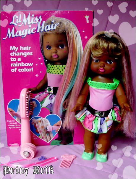 Lil Miss Magic Hair Aa 90s Kids Fashion 90s Girl Magic Hair