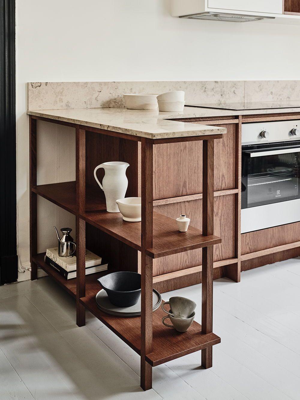 The Oak Kitchens By Nordiska Kok Keuken Ontwerpen Keuken