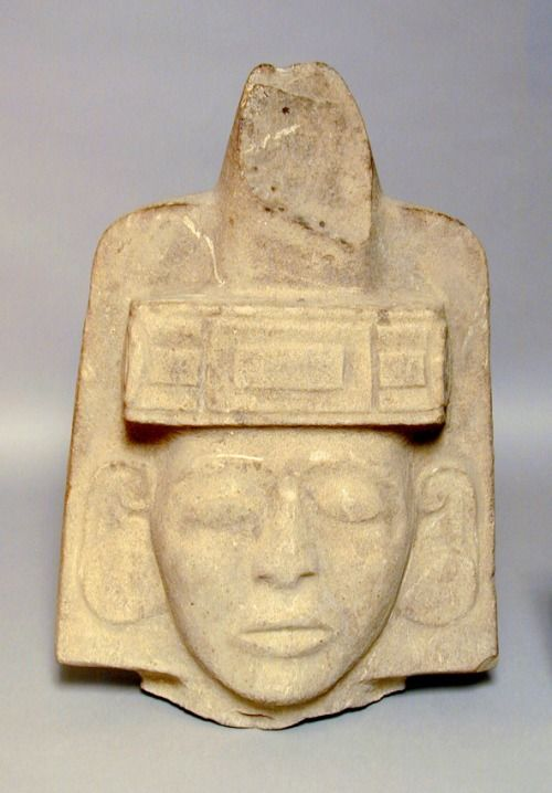Head                           Mexico, Huastec, 1200-1400 LACMA