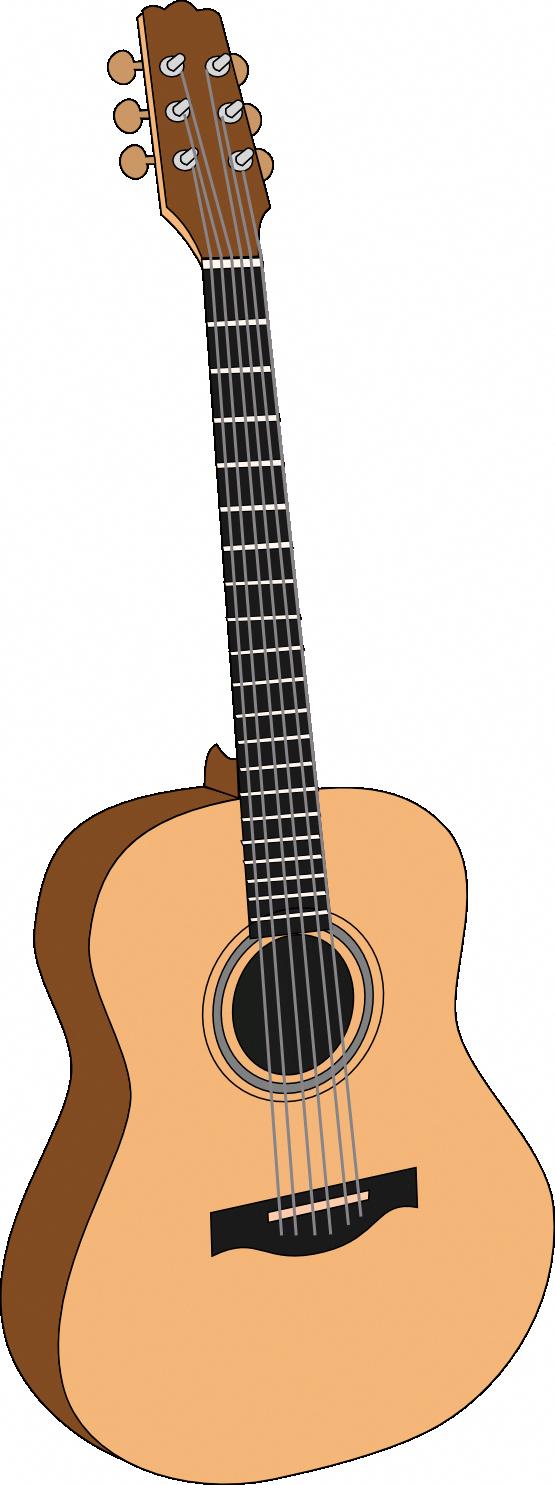 Cartoon Guitars Clipart 11 Guitar Clipart Guitar Instruments