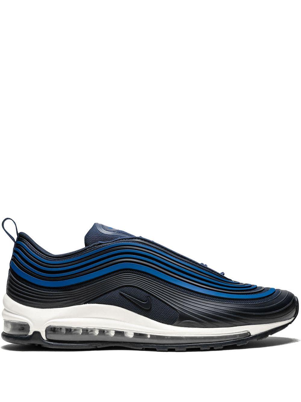 Nike Air Max 97 UL 17 W Schuhe Wei Blau für Damen