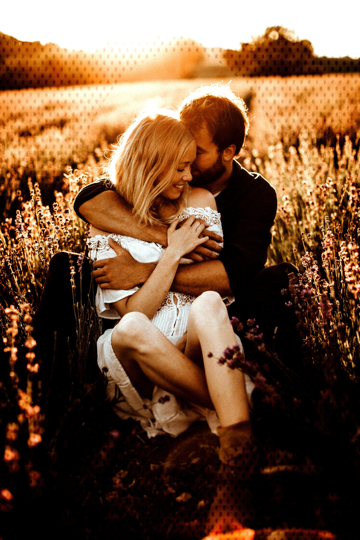 boho wedding | shooting im lavendelfeld | couple shoot | wedding | sunset shooting | free spirit |