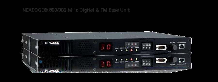 NXR900_901 MHz Digital FM BaseRepeaters NEXEDGE