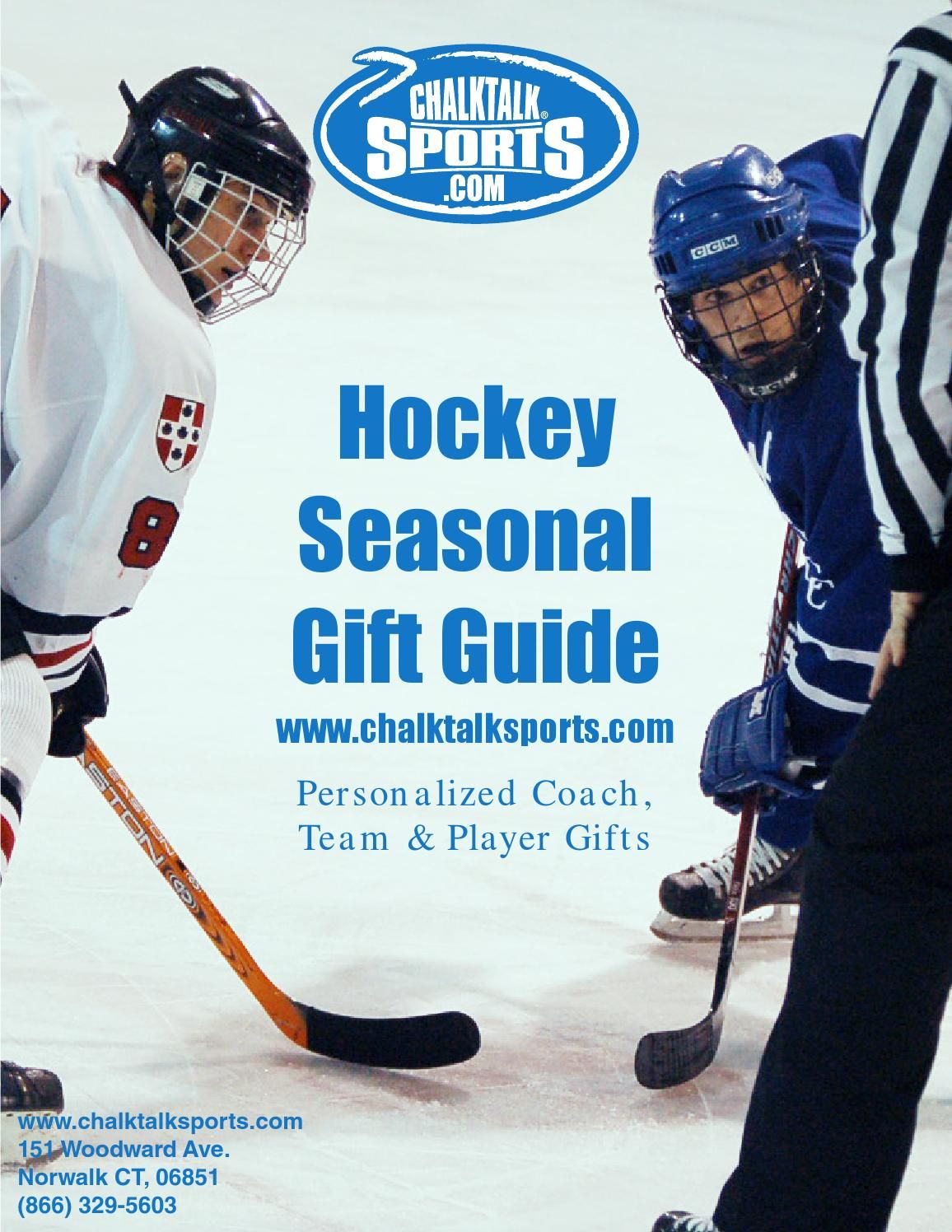 Hockey Seasonal Gift Guide 2014 Hockey Gifts Hockey Hockey Tournaments