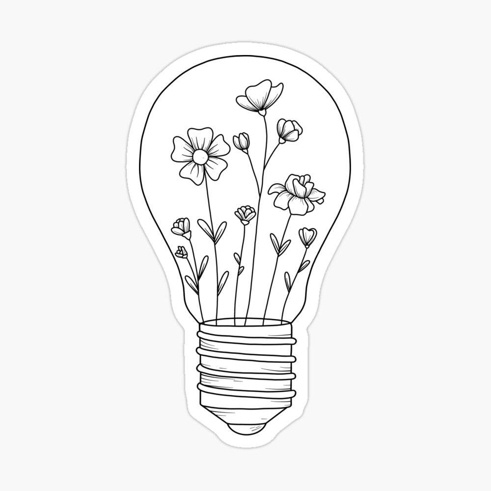 27d14fcb4bd53cfb2b8d3c99e688944a » Cute Lightbulb Drawing