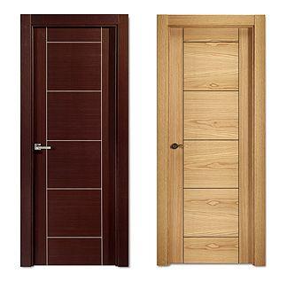 Decoraci n de las puertas la mayor a de la gente suele for Modelos de puertas para habitaciones