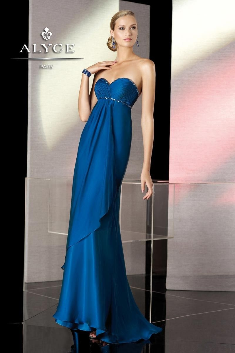 Alyce paris budazzle long prom dress style in stock now
