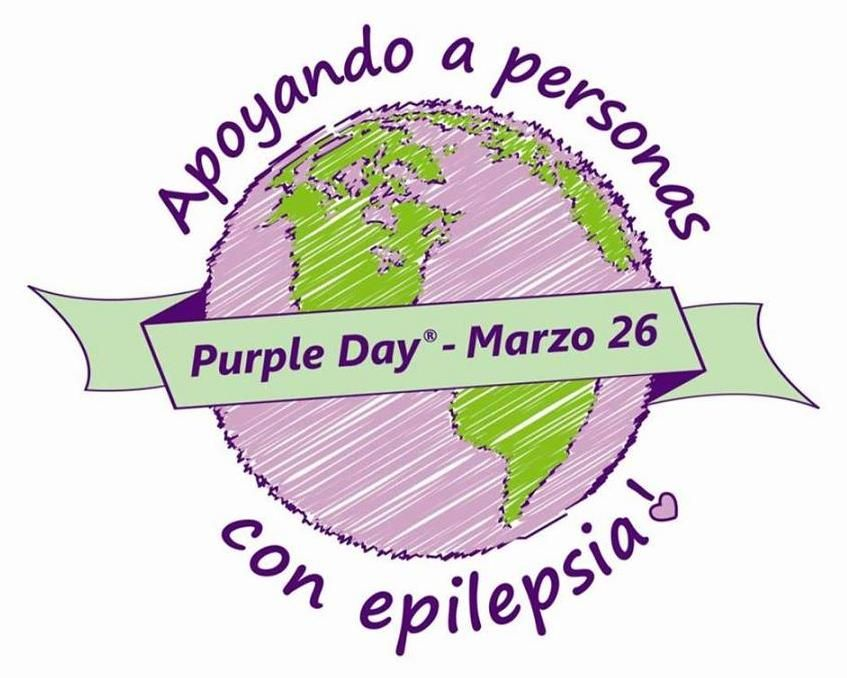 26 de Marzo dia mundial de la epilepsia.