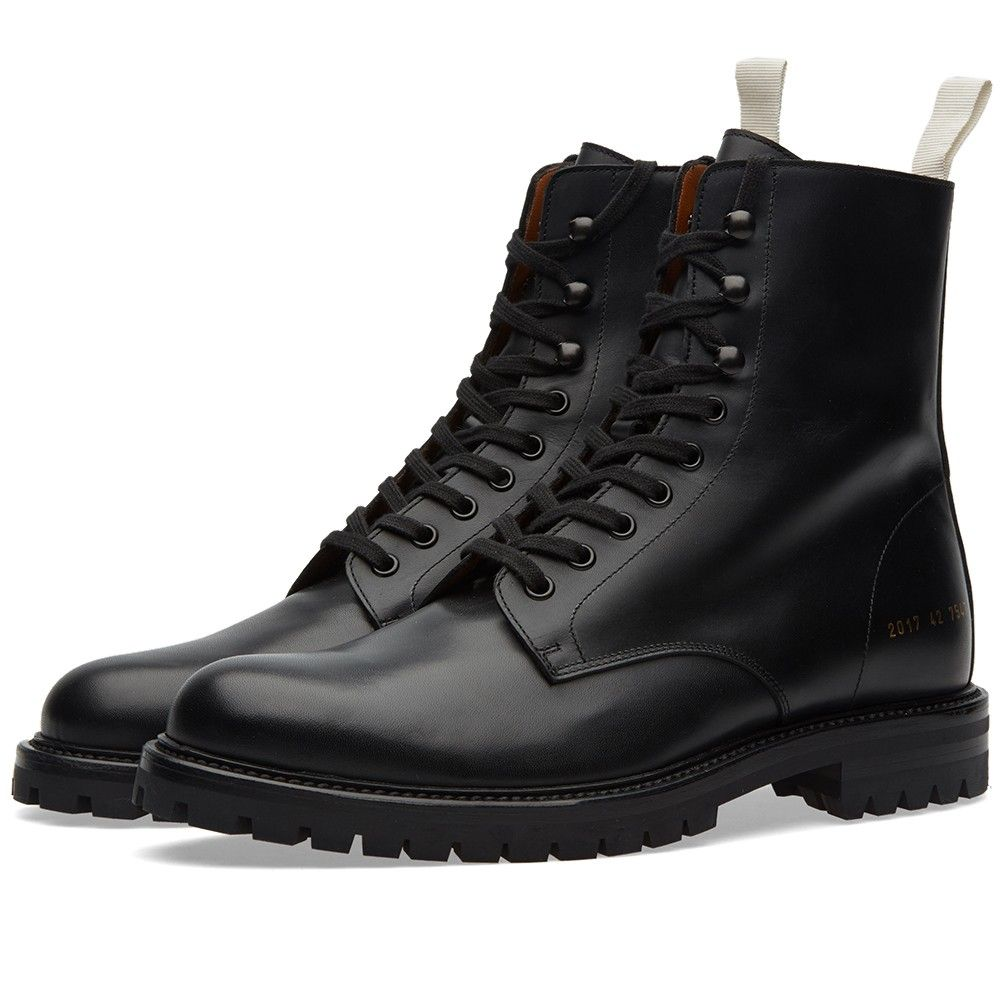 Common Projects Winter Combat Boots   Chaussures/Shoes   Pinterest ...