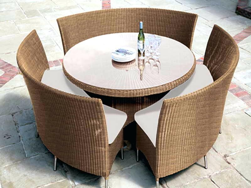 Patio Dining Furniture, Small Space Outdoor Furniture
