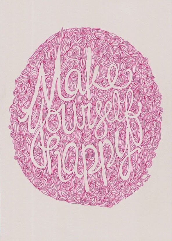 Self happiness is too important