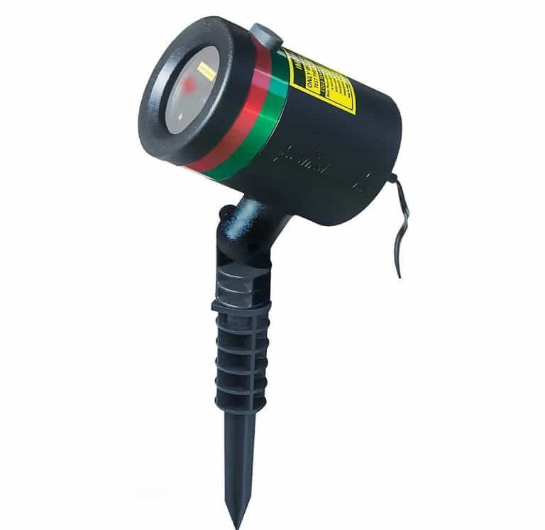 Top 14 Best Laser Christmas Lights Review In 2020 - Buyer's Guide   Star shower laser light ...