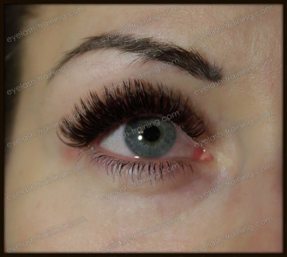 Semi Permanent Eyelashes Nm Beauty Semi Permanent Lash